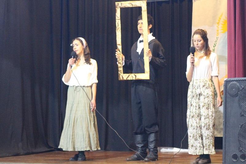 Acto de San Martín