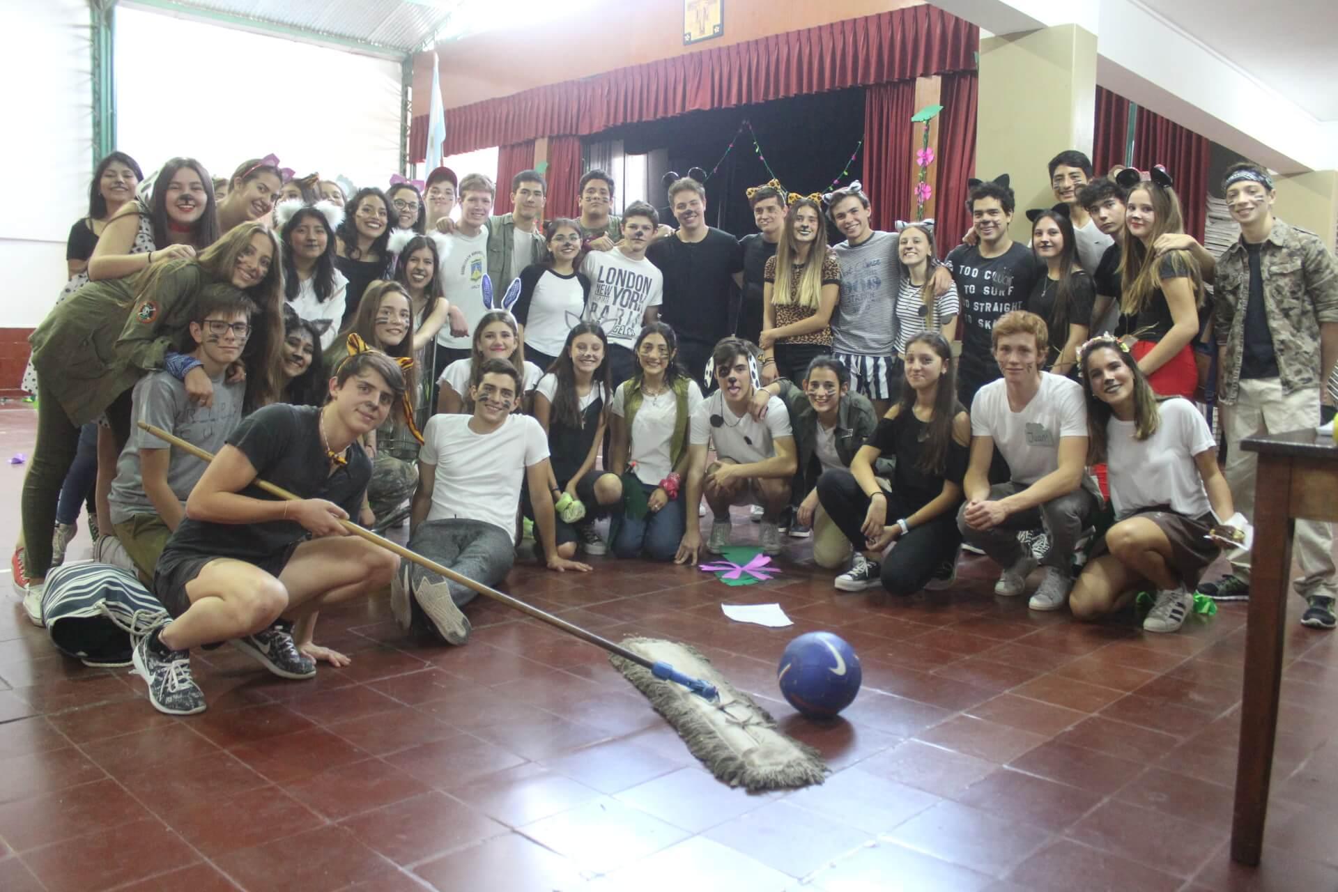 Festejo Día del Estudiante