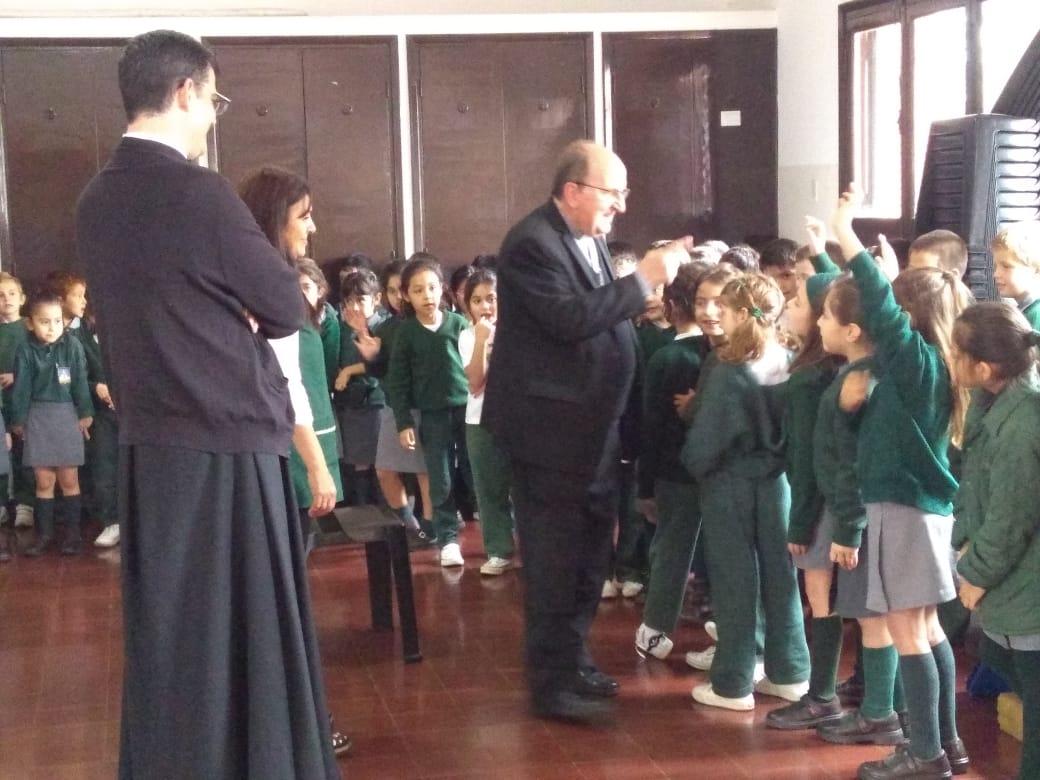 Actividades Colegio Menor